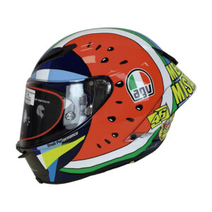 Casco Agv Pista GP RR Misano 2019 San Marino GP