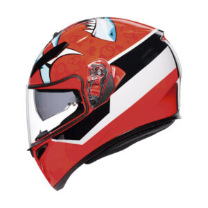 Casco Agv K3 SV Attack