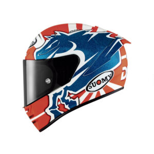 Casco Suomy SR-GP Dovi Sponsor Logo Replica