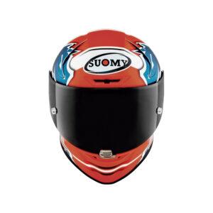 Casco Suomy SR-GP Dovi Sponsor Logo Replica