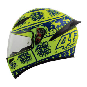 Casco Agv K1 Winter Test 2015