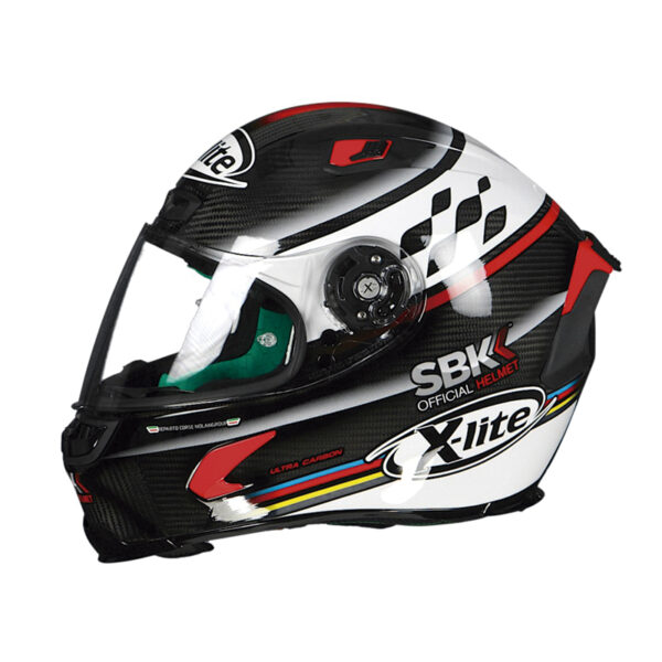 Casco X-Lite X-803 RS Ultra Carbon SBK 12
