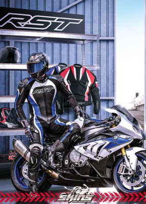 Skins Moto Distribuidor Oficial RST
